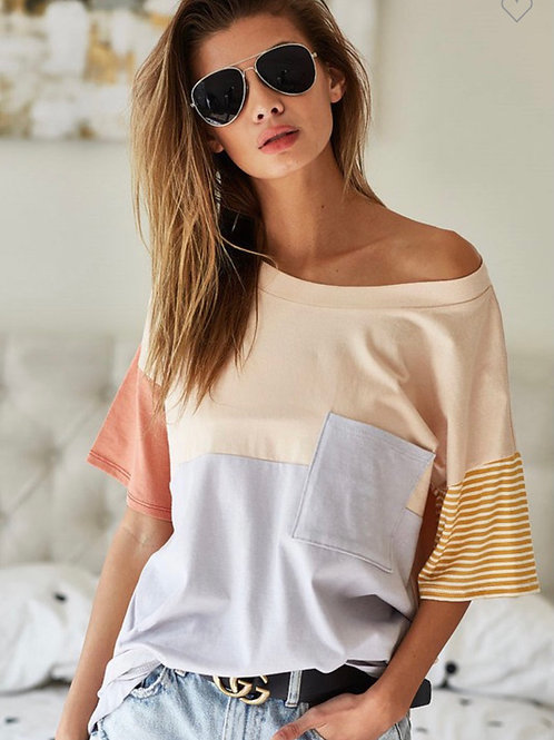 Pre Order Cotton Jersey knit Top