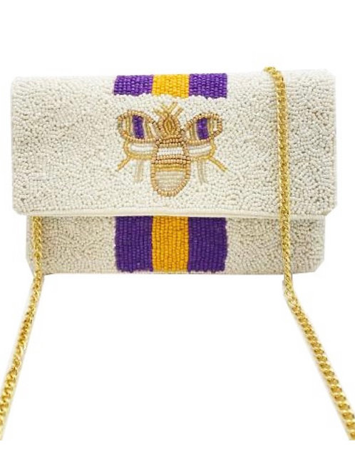 Lsu Game Day Bee Bag