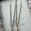 Thumbnail: Grey and Gold Jewel Necklace