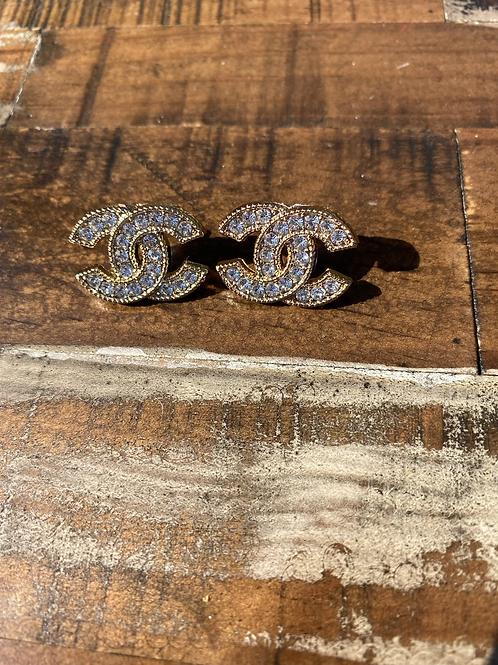 Gold CC Diamond Paved!