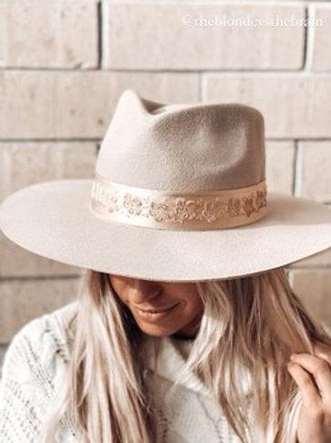 Amelia Rancher Hat