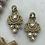 Thumbnail: Gold Earrings