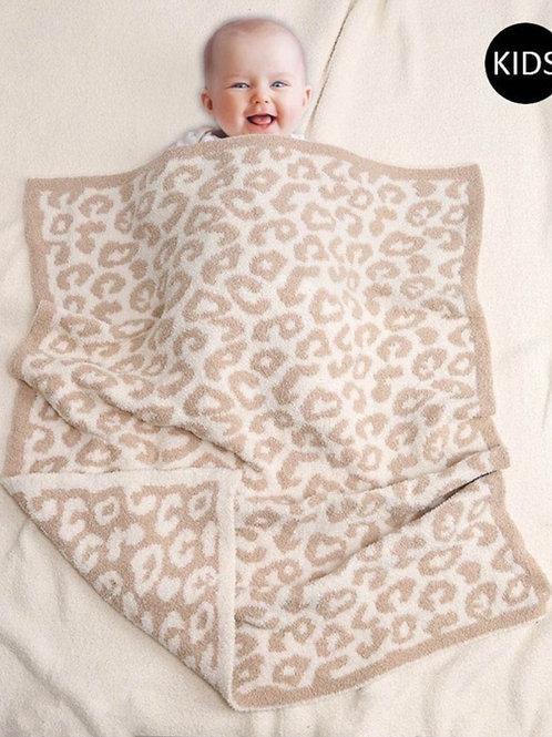 Leopard Kids Blanket!