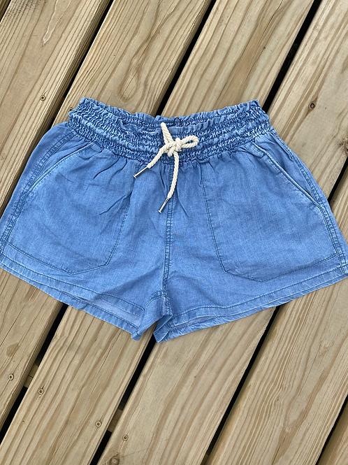 Rope Drawstring Summer Shorts