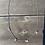 Thumbnail: Dainty Mama Rhinestone Necklace