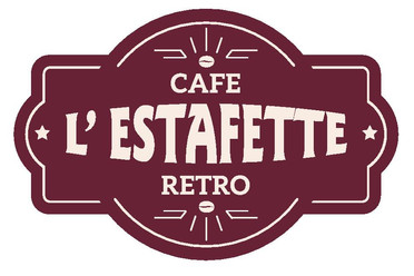 Café Estafette Rétro