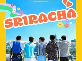 """""""Aniversário de 2 anos de debut"""", TXT libera de surpresa o cover do grupo para a música Sriracha"""