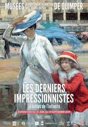'Les derniers impressionnistes, le temps de l'intimité' au Musée des Beaux-Arts de Quimper