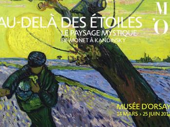 """Exposition """"Au-delà des étoiles"""" au musée d'Orsay"""