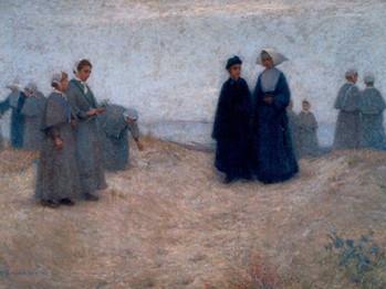 Les œuvres de jeunesse d'Henri Le Sidaner à Dunkerque