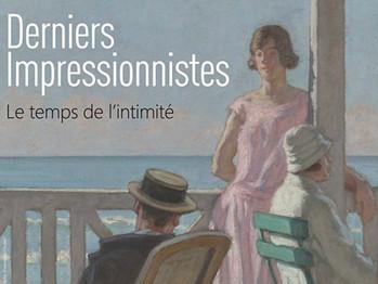 """""""Derniers impressionnistes, le temps de l'intimité"""" à Evian"""