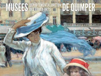 """""""Derniers impressionnistes, le temps de l'intimité"""" à Quimper"""