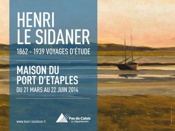 Les voyages d'étude d'Henri Le Sidaner à Étaples