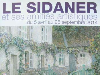 Les amitiés artistiques d'Henri Le Sidaner au Touquet
