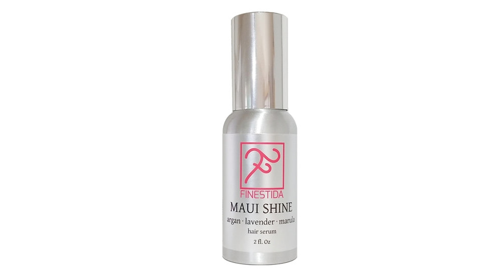 Maui Shine hair serum