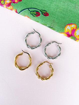 Força Interior Earrings