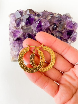 Boho Stars Earrings