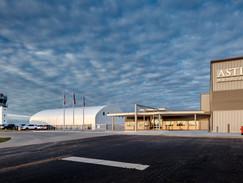 Astin Aviation (KCLL) Street View