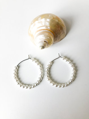 Pearl Bay Earrings