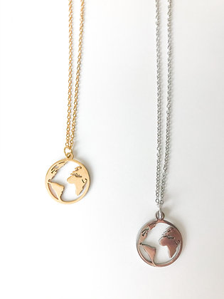 Travel Lover Necklace