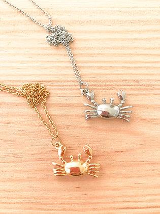 Little Crab Necklace