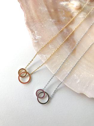 Family and Friendship Necklace