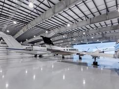 New 40Ksf Hangar