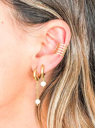 Branco Paz Earrings