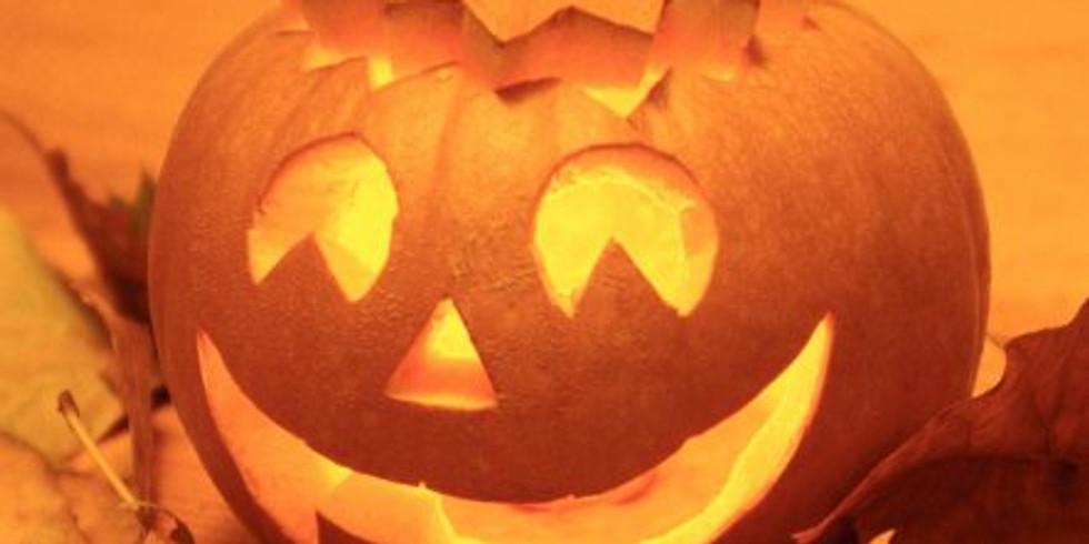 Stage spécial Halloween!