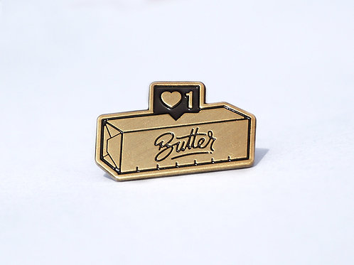 Like Butter Pin