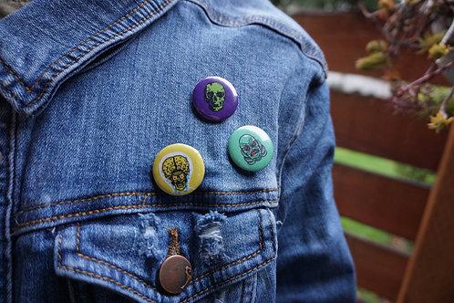 Monster pins