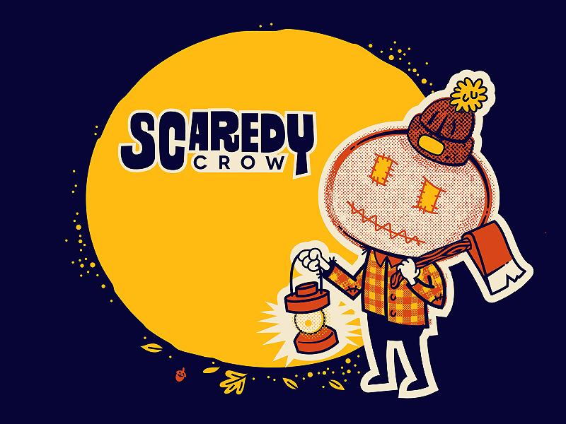 Scaredy-crow