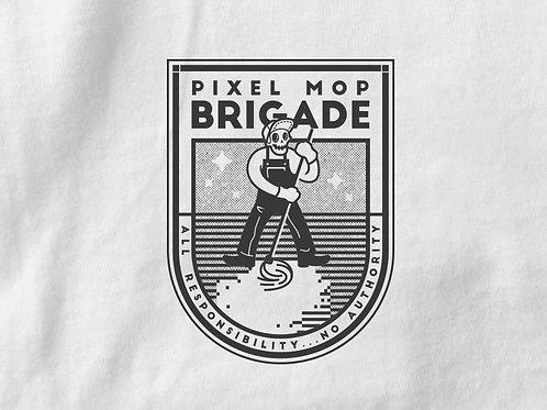 Pixel op Brigade