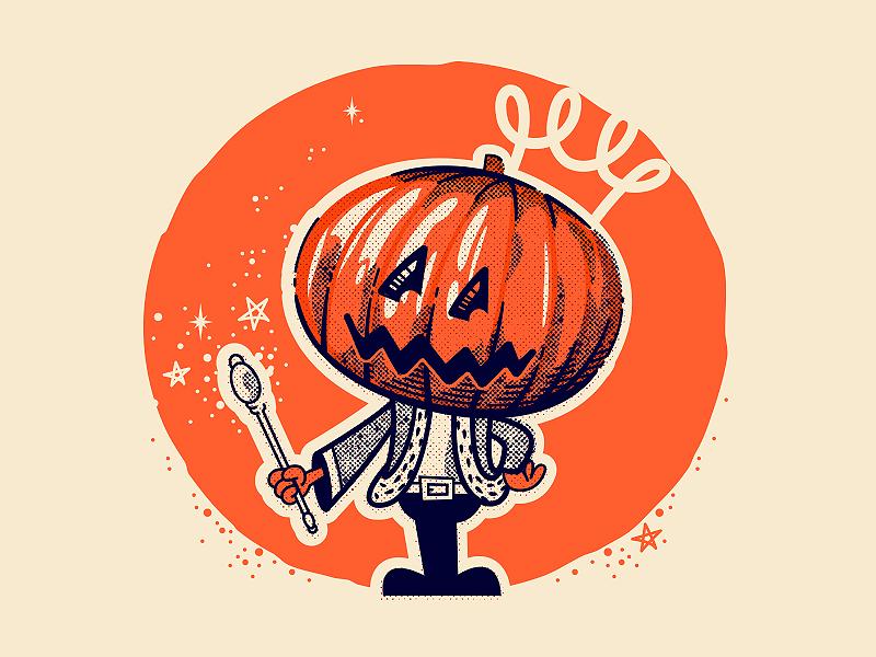 pumpkin spice king