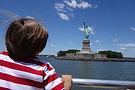 Arthur et la Statue de la Liberté