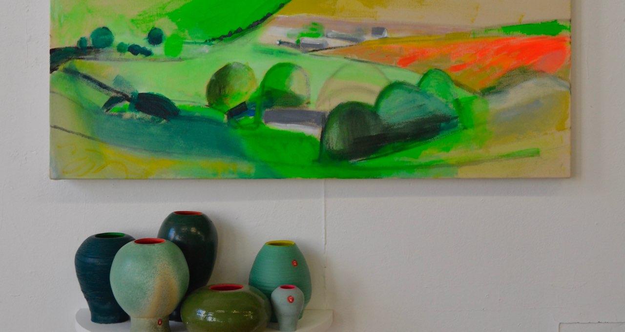 Powersky 1 and ceramics