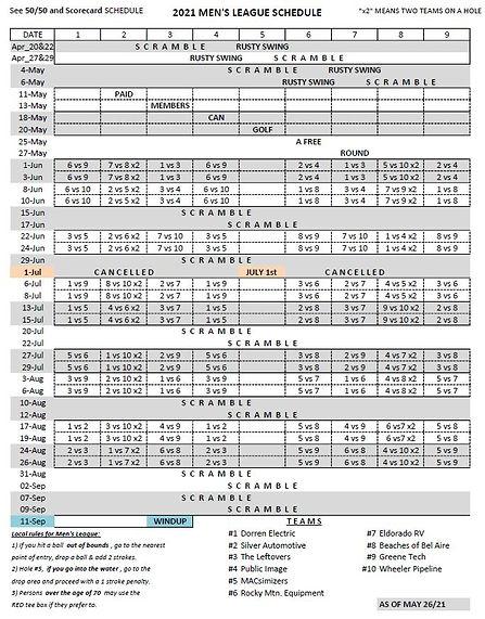 2021 Keho Men's League SCHEDULE_May 26.J