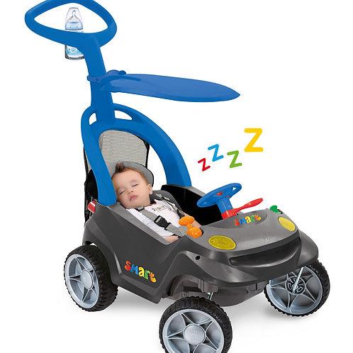 Carrinho Smart Baby Comfort Azul