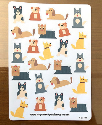 Stickers - Doggies