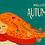 Thumbnail: Postcard - Hello Autumn - Dreamy girl with orange hair