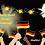 Thumbnail: Carte postale - Sunny mail d'Allemagne