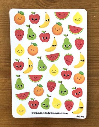 Stickers - Tutti Frutti