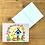 Thumbnail: Carte postale - Les joyeux oiseaux et fleurs