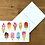 Thumbnail: Carte postale - Glaces