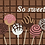 Thumbnail: Postcard - Chocolate lollipops