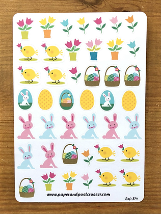 Stickers - Easter time