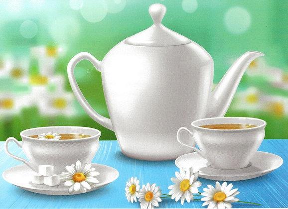 Postcard - Camomille Tea