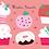 Thumbnail: Postcard - Winter sweets