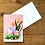 Thumbnail: Postcard - Daffodils and eggs