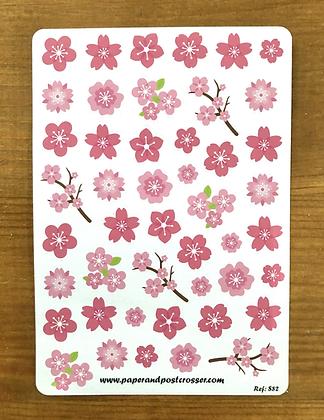 Stickers - Cherry Blossom